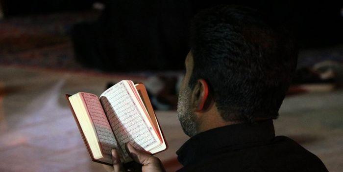 برنامه های تلویزیون در مراسم احیای شب های قدر