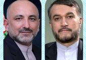 سردار قاآنی از تحولات افغانستان به مجلس گزارش داد