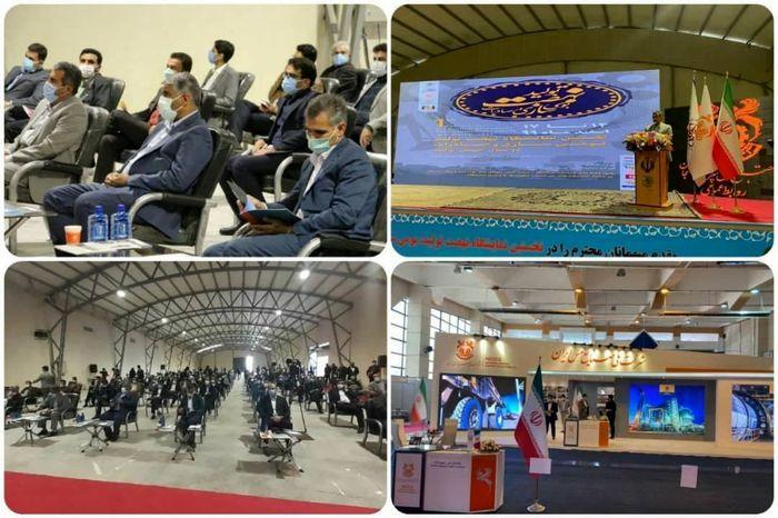 افتتاح نخستین نمایشگاه نهضت تولید و بومی سازی در کرمان