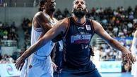 ترکیب تیم ملی بسکتبال برای المپیک اعلام شد