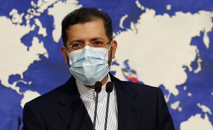 واکنش خطیب زاده به حضور نیروهای نظامی خارجی در ایران