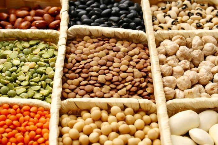 قیمت حبوبات در بازار امروز (۹۹/۱۰/۰۳) + جدول