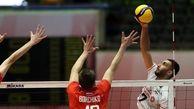 با شکست روسیه، والیبال ایران برنزی شد