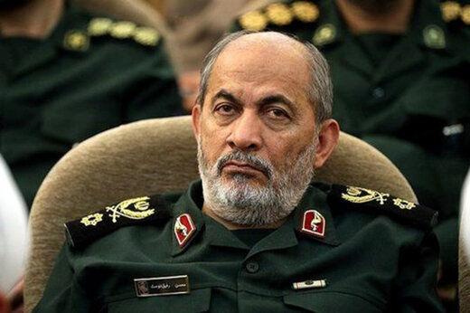 وزیر پیشین سپاه: سعید محمد اصلا از کجا پیدا شد