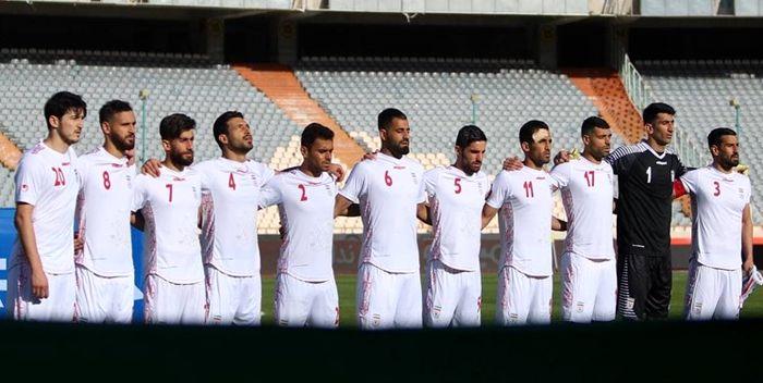 مروری بر نکات جالب لیست تیم ملی فوتبال