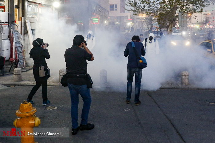 تصاویر/ خبرنگاران به روایت تصویر