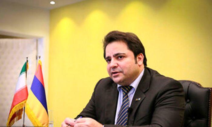میزان مبادله تجاری ایران ارمنستان افزایش می یابد