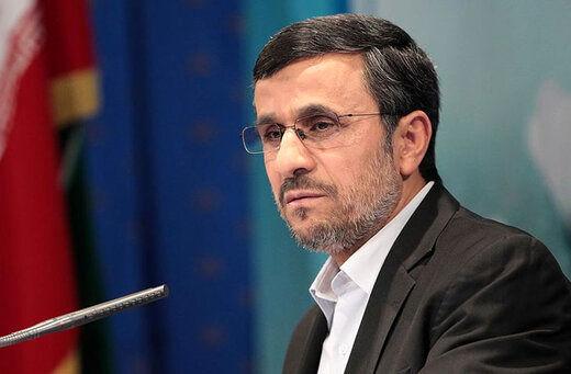 تصمیم احمدی نژاد برای شرکت در انتخابات از زبان خودش