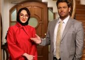 محمدرضا گلزار در ماشین میلیاردی و گرانقیمت / عکس