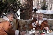 چرا پوتین سیبری را برای تعطیلات انتخاب کرد؟