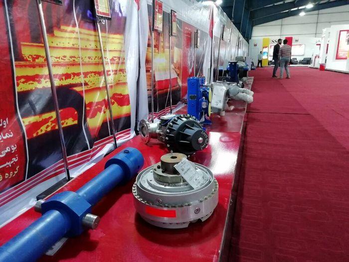 برگزاری نمایشگاه بومیسازی توسط شرکت ملی فولاد
