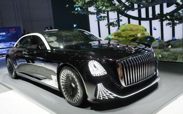 با این خودروی سوپر لوکس شگفتی ساز آشنا شوید