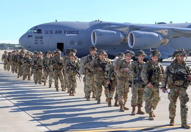 دلیل خروج نیروهای آمریکایی از عراق و افغانستان