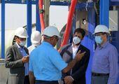 بهره برداری از  طرح انتقال  آب خلیج فارس به چادرملو آغاز شد