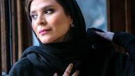 جلب توجه سحر دولتشاهی با یک ژست عجیب   عکس سحر دولتشاهی