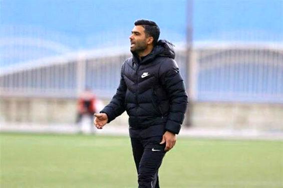 یکی از مربیان جوان فوتبال ایران کرونا گرفت