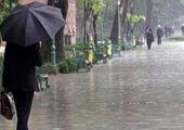 هشدار باران شدید در این ۱۵ استان