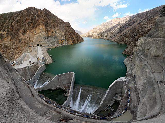آب سدهای کشور روبه کاهش