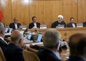 وعده روحانی برای انتقال آب از خلیج فارس