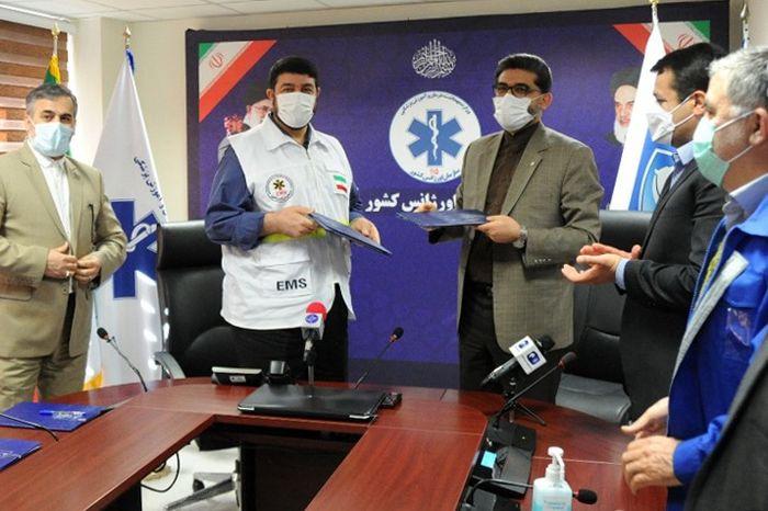 ایران خودرو ۲۰ دستگاه اتوبوس آمبولانس می سازد