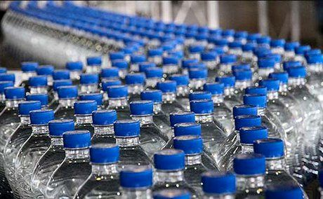 قیمت آب معدنی افزایش مییابد؟
